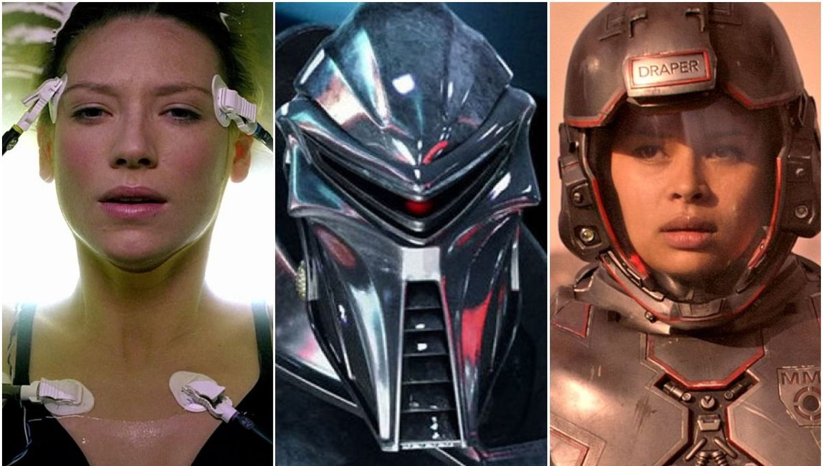 Need to work your brain? Here are 10 high-concept sci-fi shows to binge during lockdown