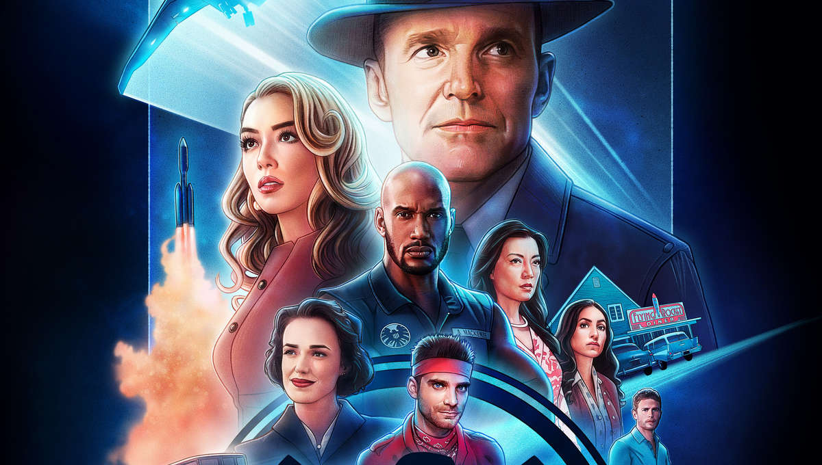 TV THIS WEEK: Agents of S.H.I.E.L.D. returns; Space Force blasts off; Legends and more