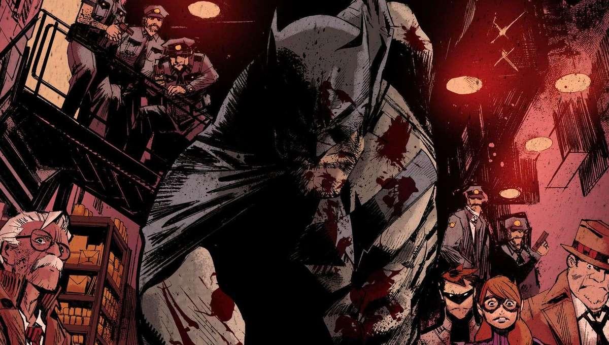 Batman's Sean Murphy teases Terry McGinnis, more Bat-spinoffs for the 'Murphyverse'