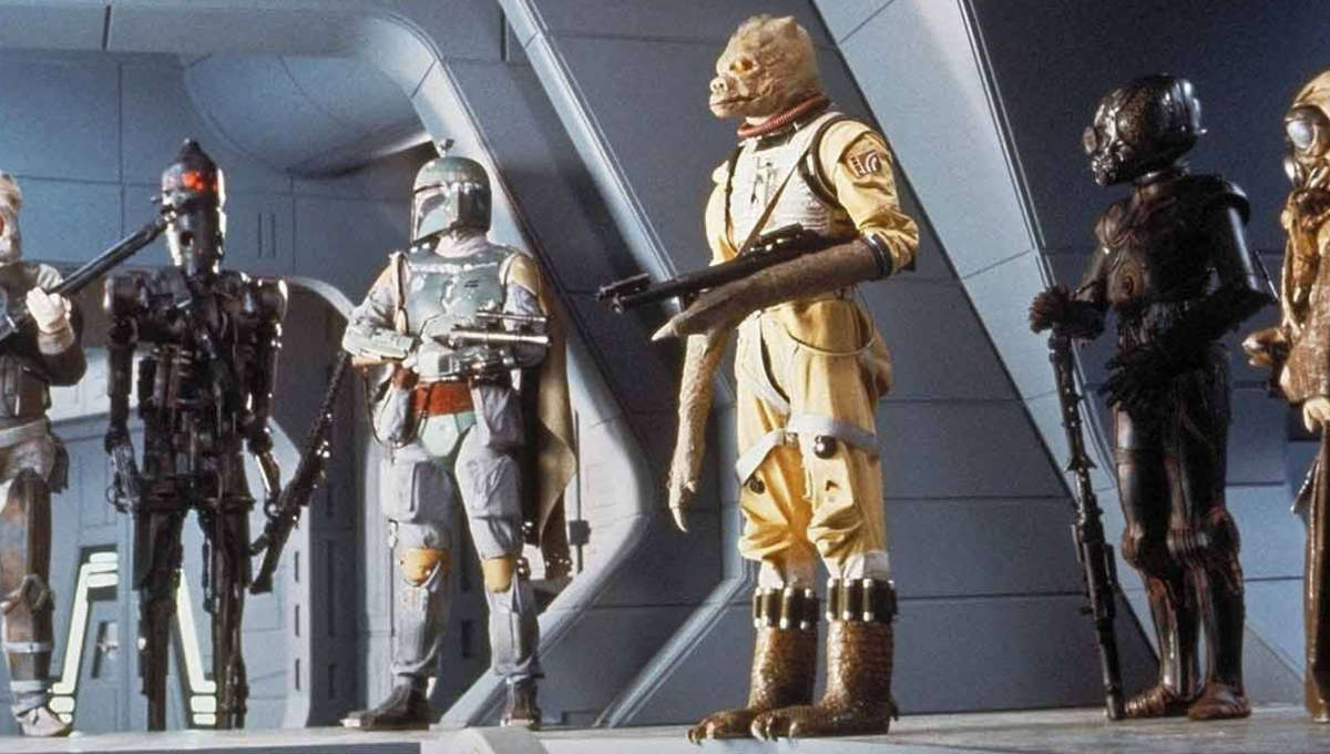 Empire Strikes Back's bounty hunter scene perfectly captures what makes Star Wars so great