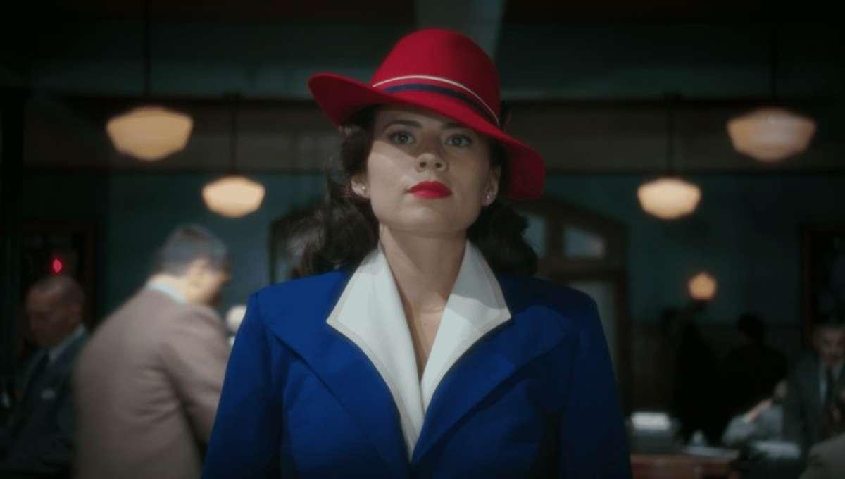 Very Important Binge: Agent Carter