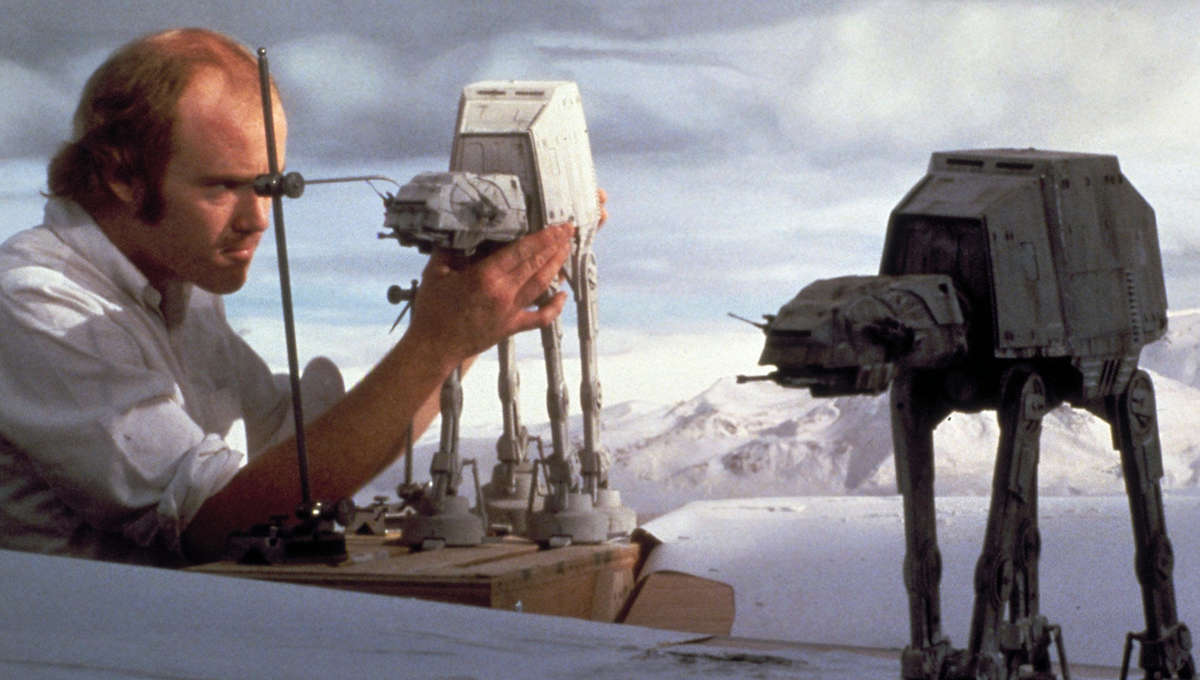'Go for the legs': A short history of how ILM made Empire's AT-ATs look so damn real