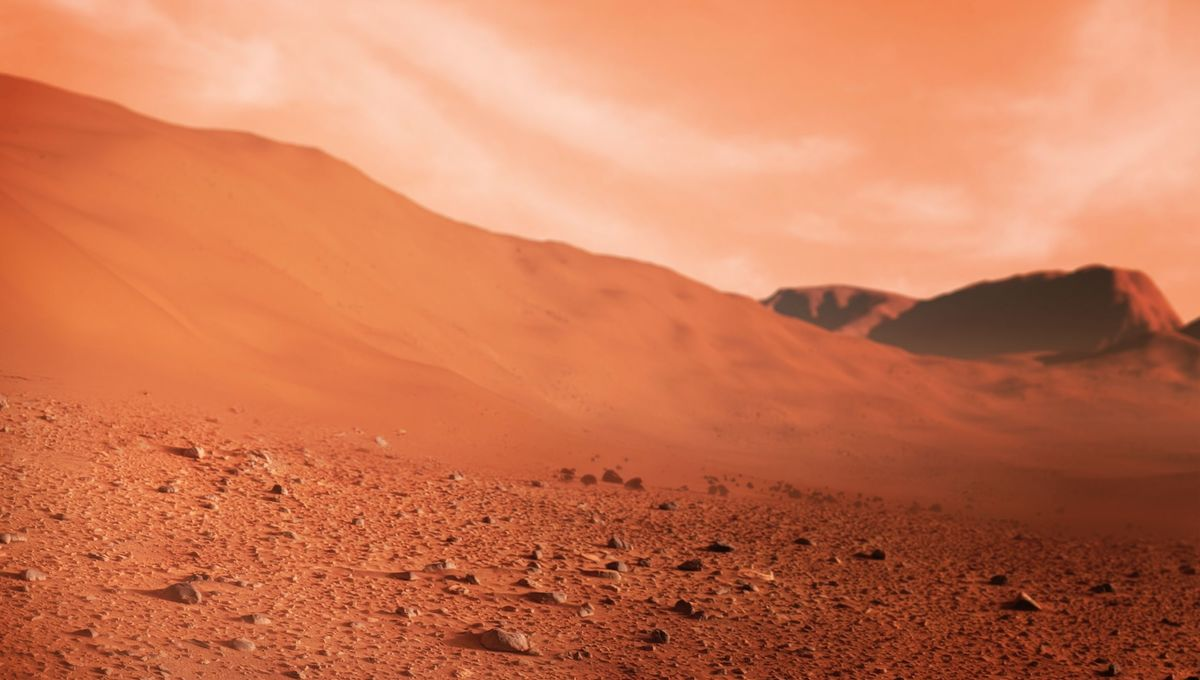 Scientists reveal flowing new evidence of raging ancient rivers of water on Mars
