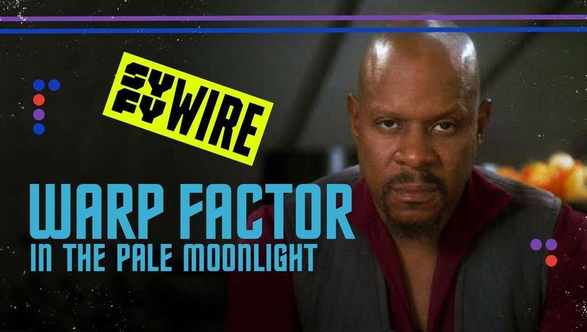 One of Star Trek: Deep Space Nine's best episodes had a title inspired by the Joker [Warp Factor 2.6]
