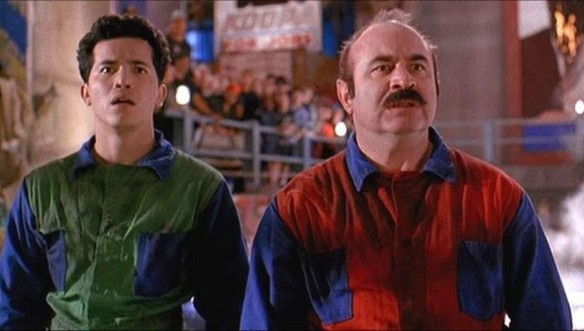 The Super Mario Bros Movie Was As Bad 27 Years Ago As It Is Today