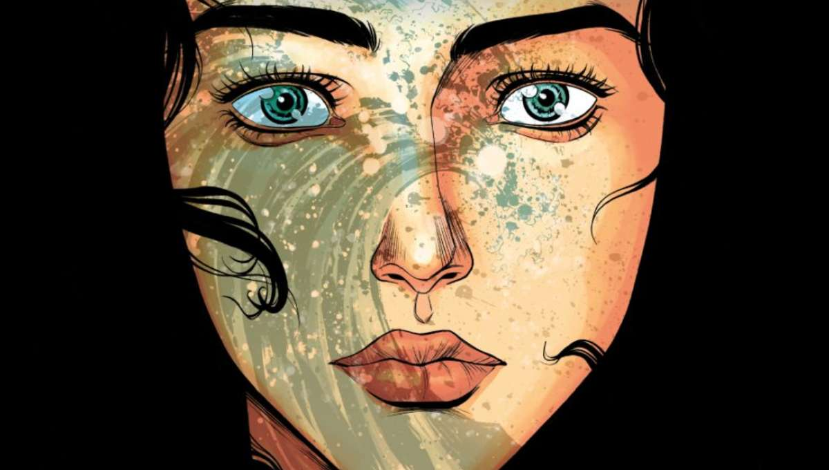 Diana strays far from home in DC's new YA Wonder Woman graphic novel, Tempest Tossed