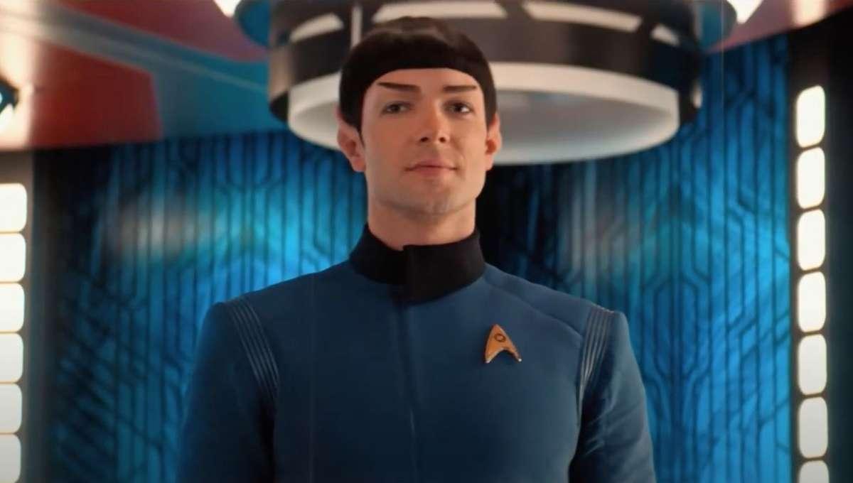 Peek inside 'experimental playground' of Star Trek: Short Treks in exclusive Blu-ray clip