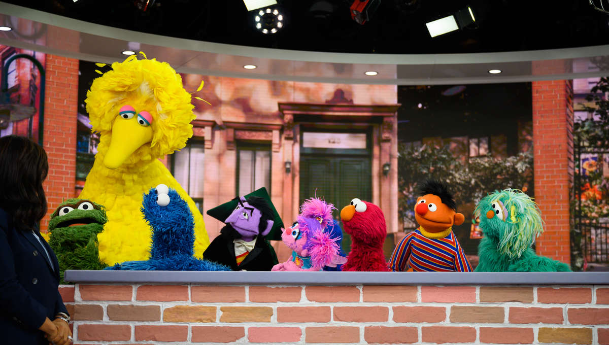 Sesame Street and CNN to address racism in kid-friendly town hall