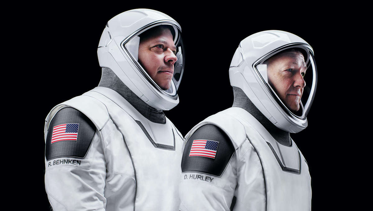 SpaceX offers an inside look into the 'lab' where they're building the future of space suits