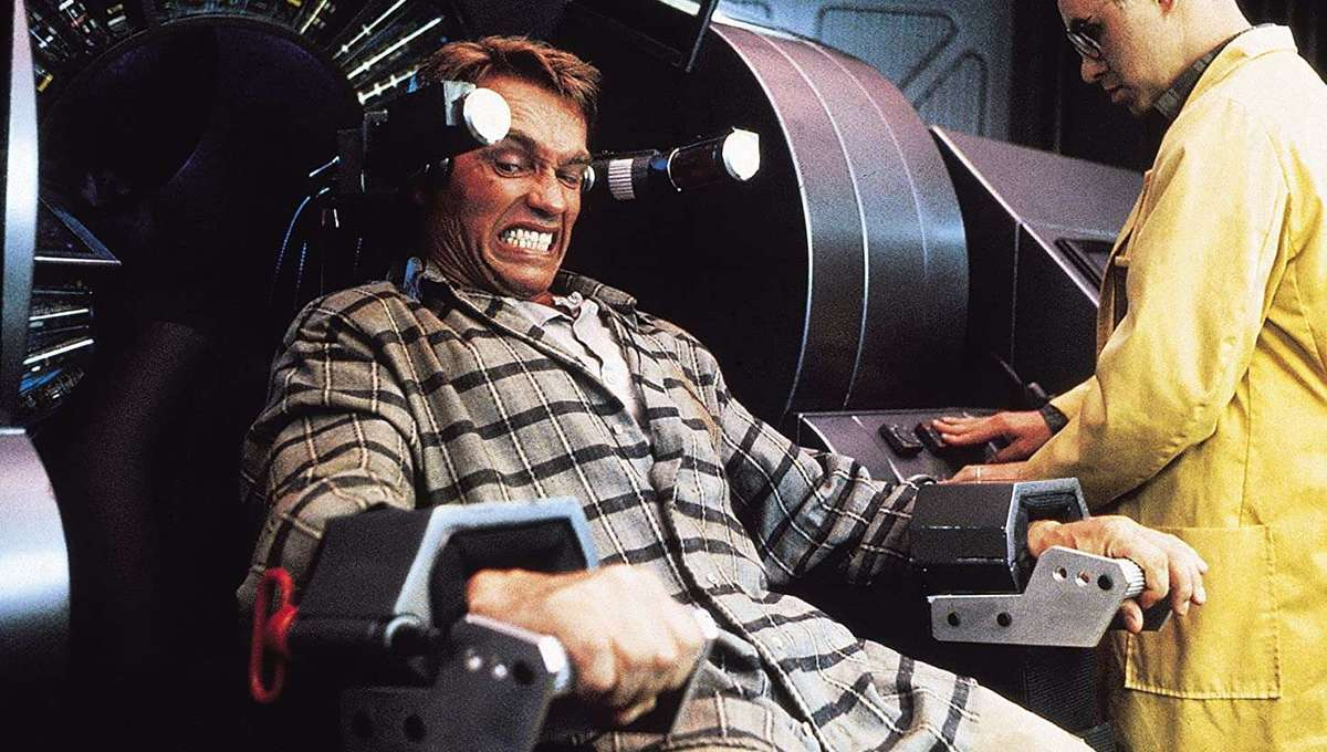 How Total Recall saved Arnold Schwarzenegger's action movie career