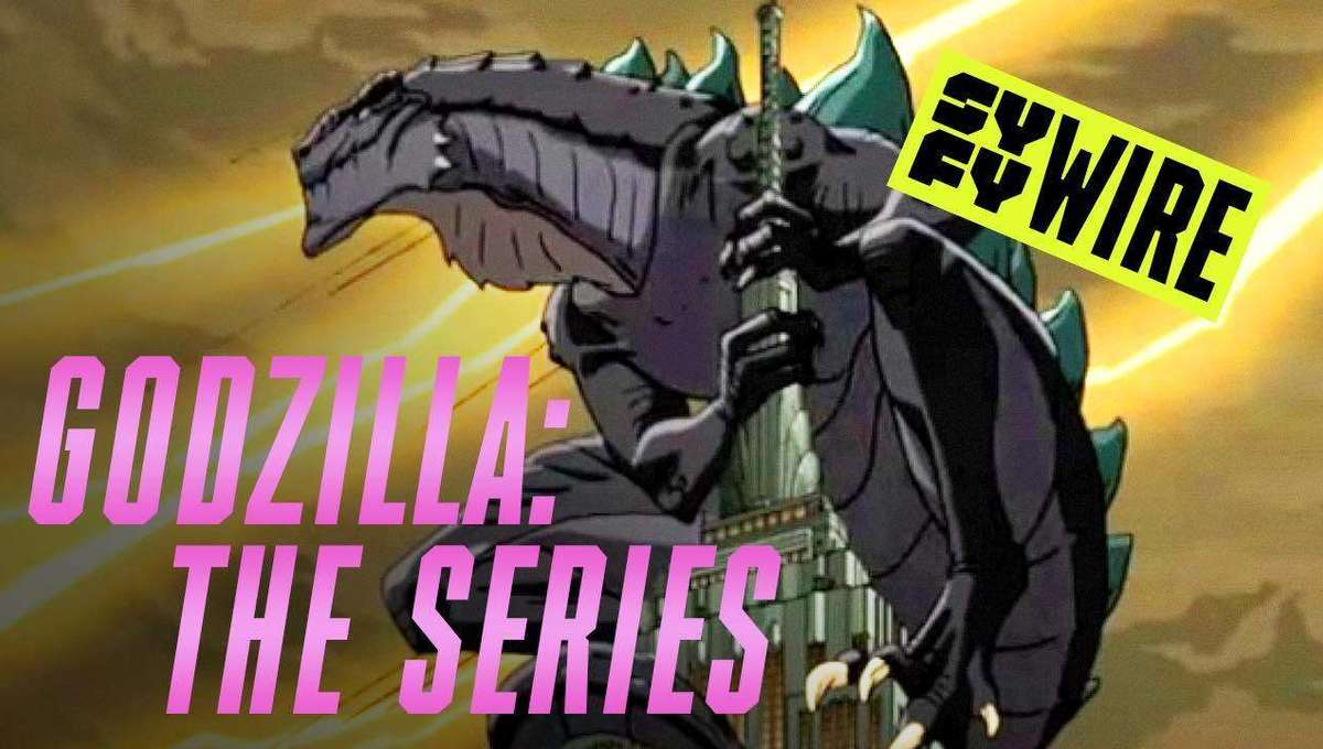 No Godzooky! Everything you didn't know about Godzilla: The Series