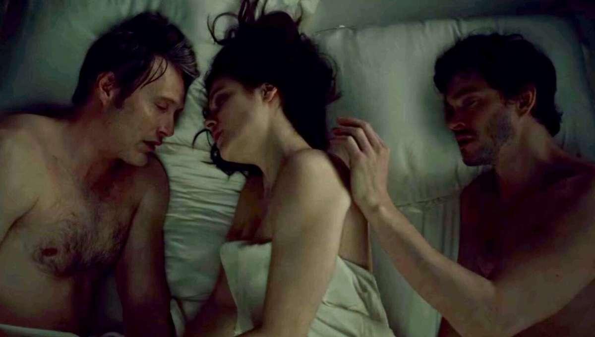 How Hannibal pushed network TV sex scene boundaries
