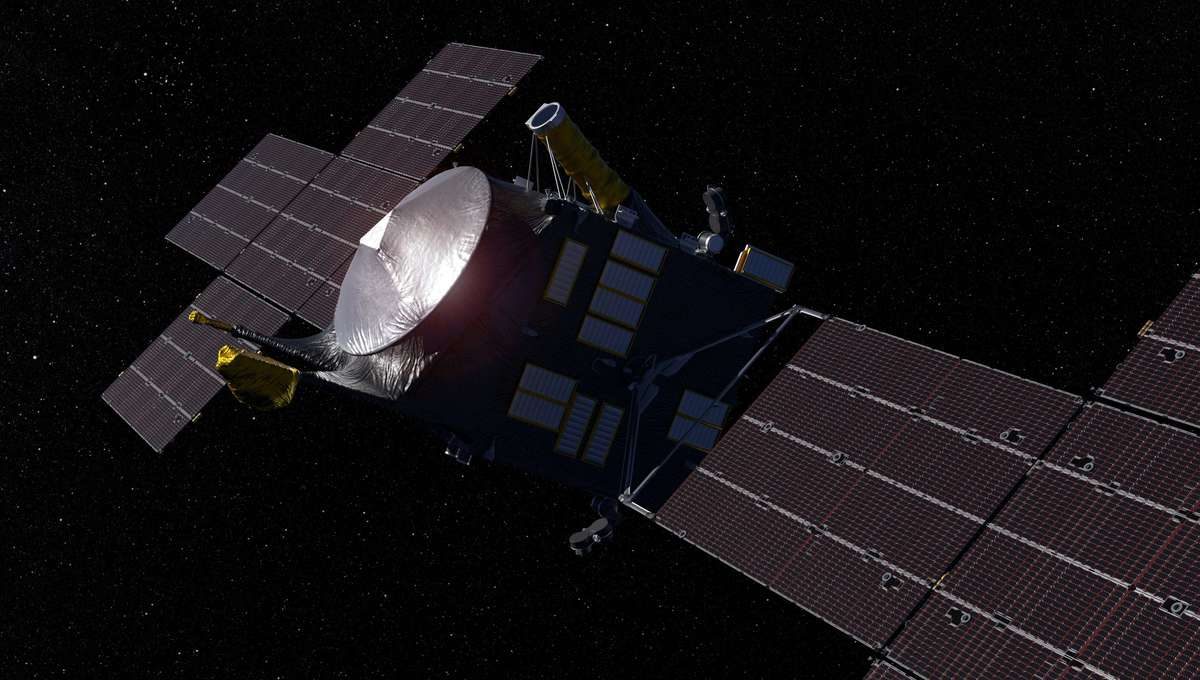 NASA one step closer to exploring $10,000 quadrillion Psyche asteroid