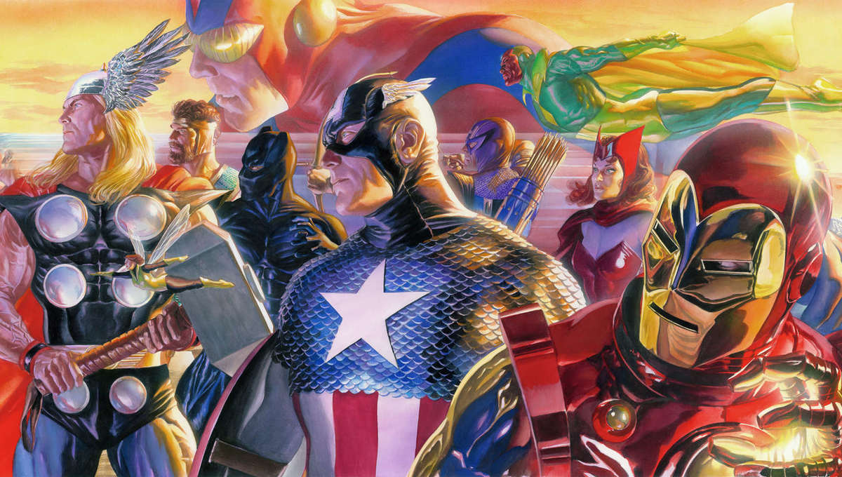 First footage: Revealing new Alex Ross documentary rolls out for Comic-Con@Home