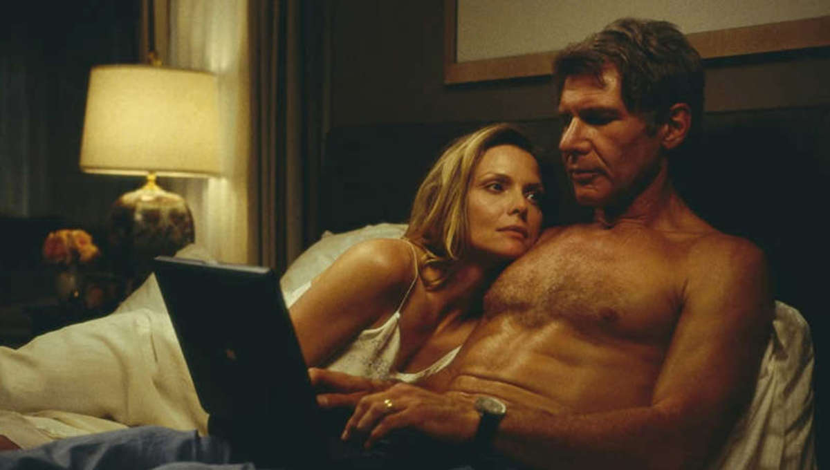 In What Lies Beneath, Michelle Pfeiffer takes on many roles of womanhood