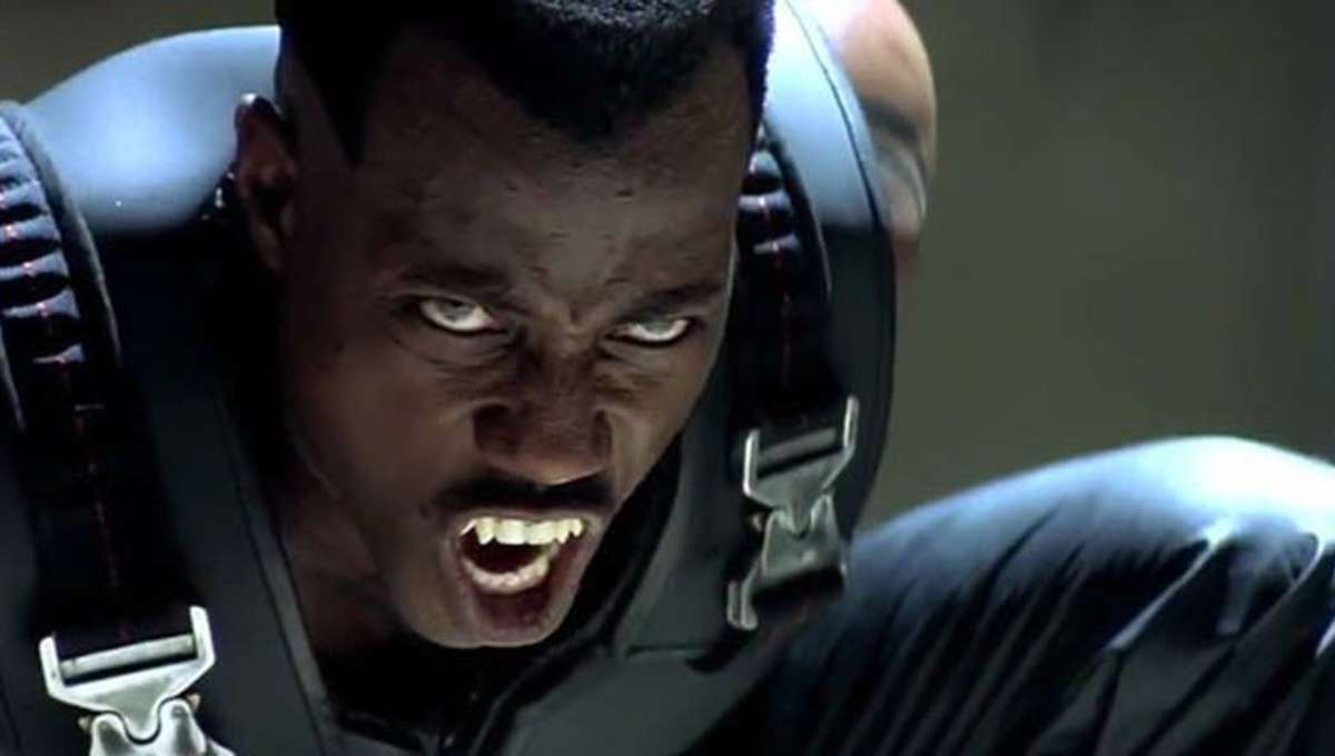 This Week in Genre History: Blade threw a bloody rave at the box office