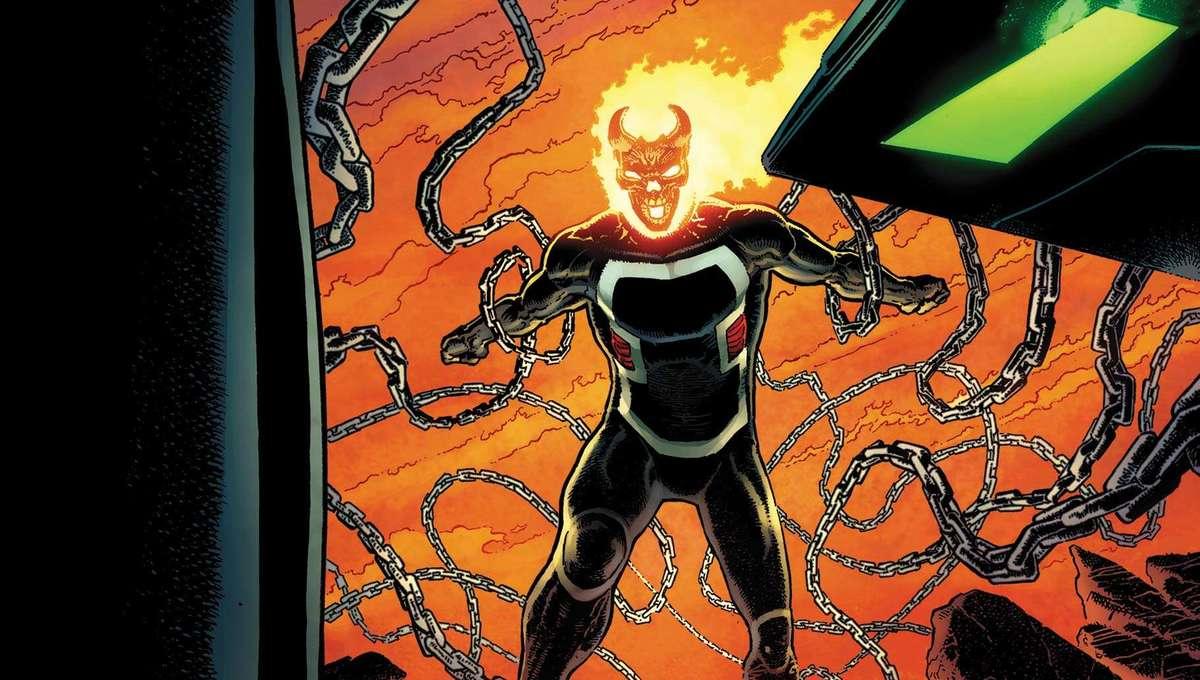 WIRE Buzz: Marvel Comics cancels Ghost Rider; Alexa's 'Starfinder' game; Netflix franchise plans