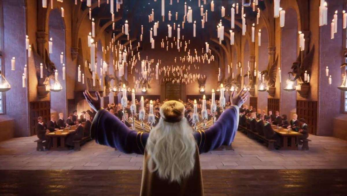 Harry Potter Hogwarts Mystery The Ageless Adam Sandler Hubie Halloween