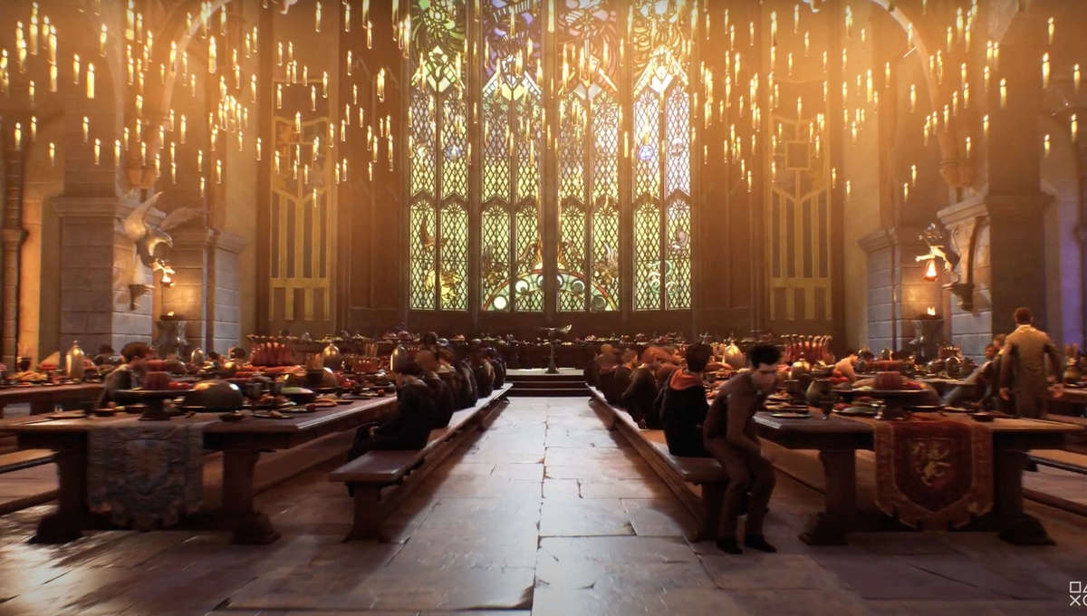 'Hogwarts Legacy' returns to Harry Potter's alma mater in reveal trailer for new PS5 game
