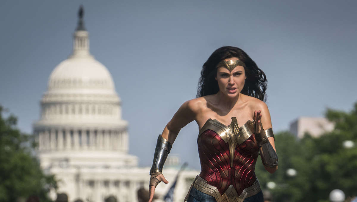 DC FanDome: Wonder Woman 1984 required Usain Bolt-like running speeds