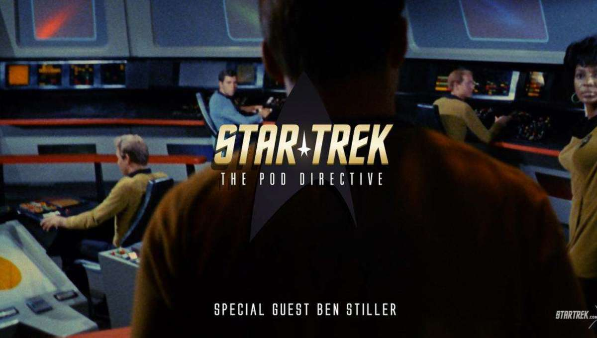 The Star Trek podcast, The Pod Directive, finally unites casual fans with hardcore Trekkies