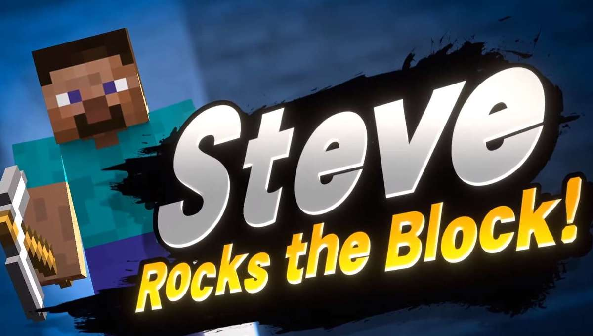 Minecraft and Super Smash Bros. finally unite as Steve and Alex join the fight