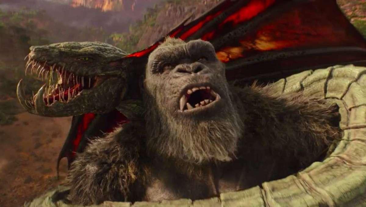 Box office: Godzilla vs. Kong boosts global haul to $350 million in second  week