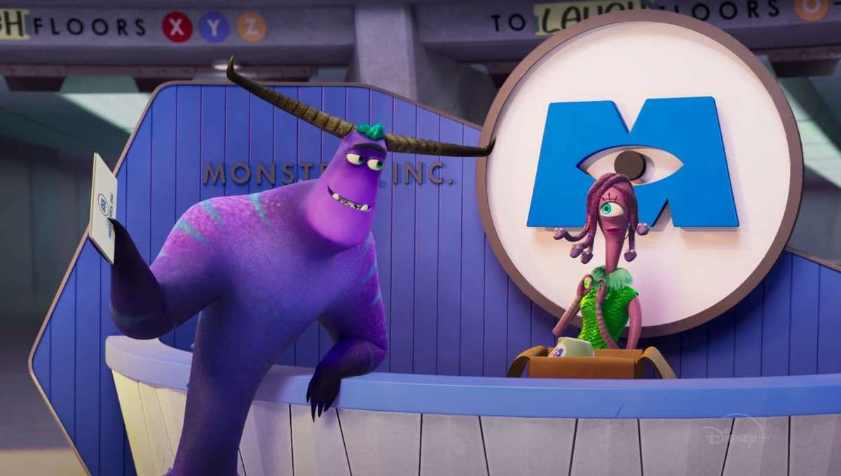 Pixar's 'Monsters at Work' drops official trailer for new Disney+ series