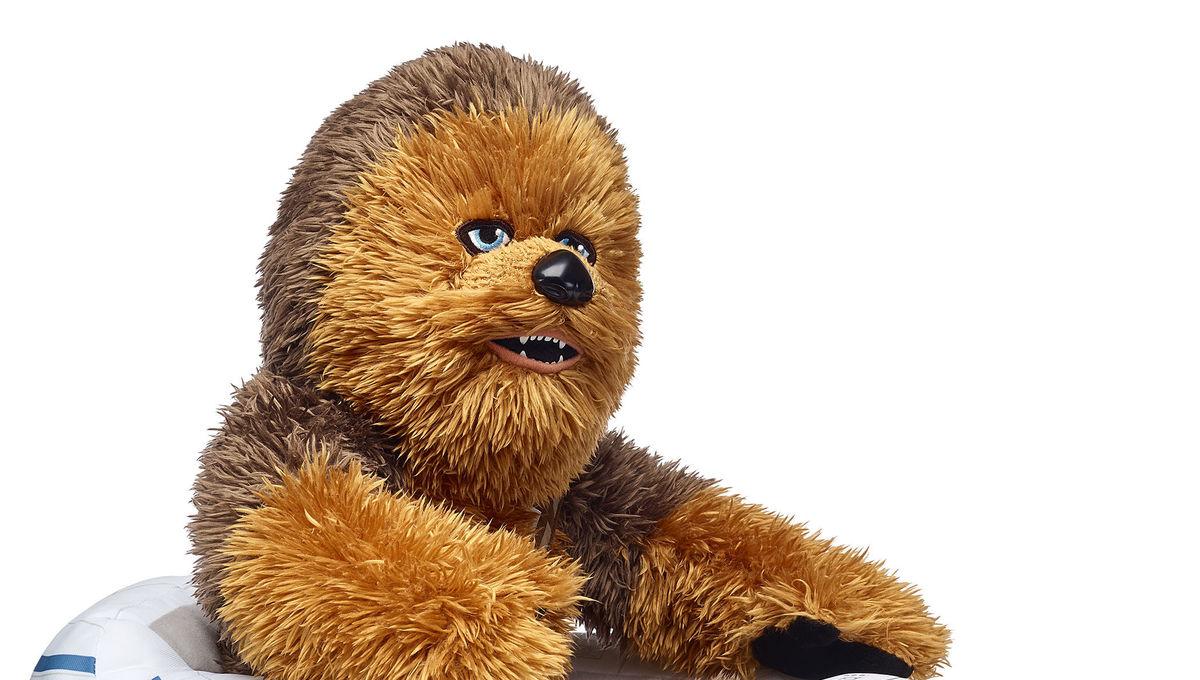 Chewie Build-A-Bear