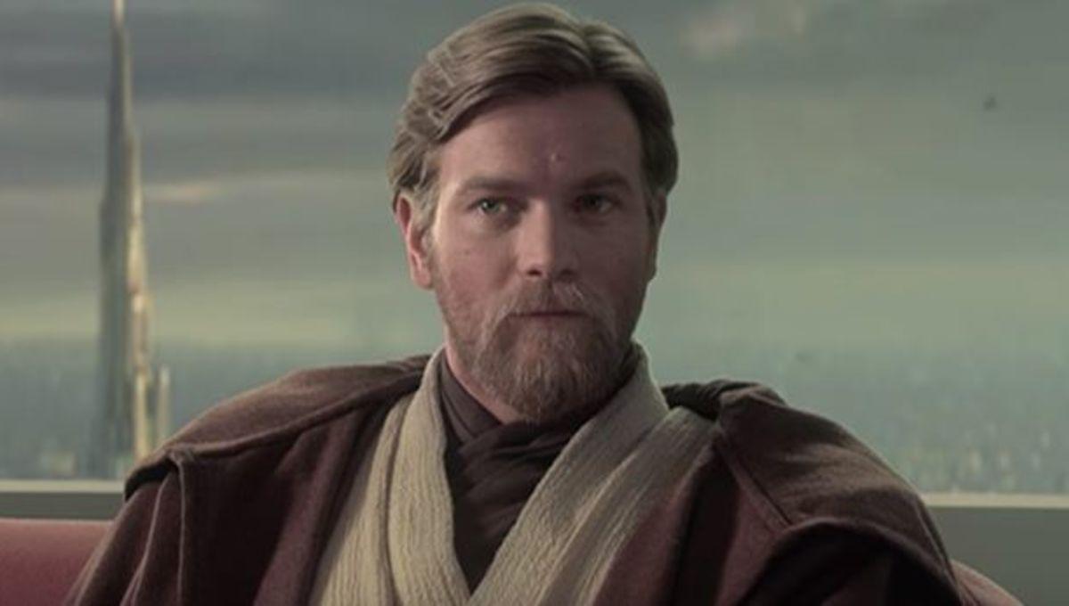 Ewan McGregor Obi-Wan