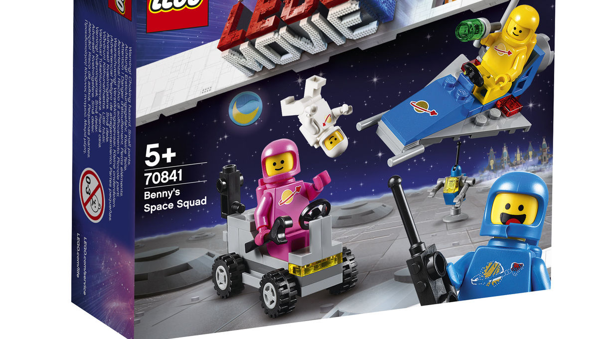 New Sets For The Lego Movie 2 The Second Part Tease New