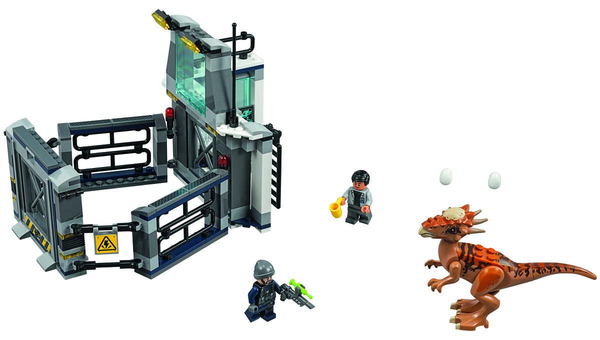 LEGO Jurassic World: Fallen Kingdom's eggs aren't just for Easter