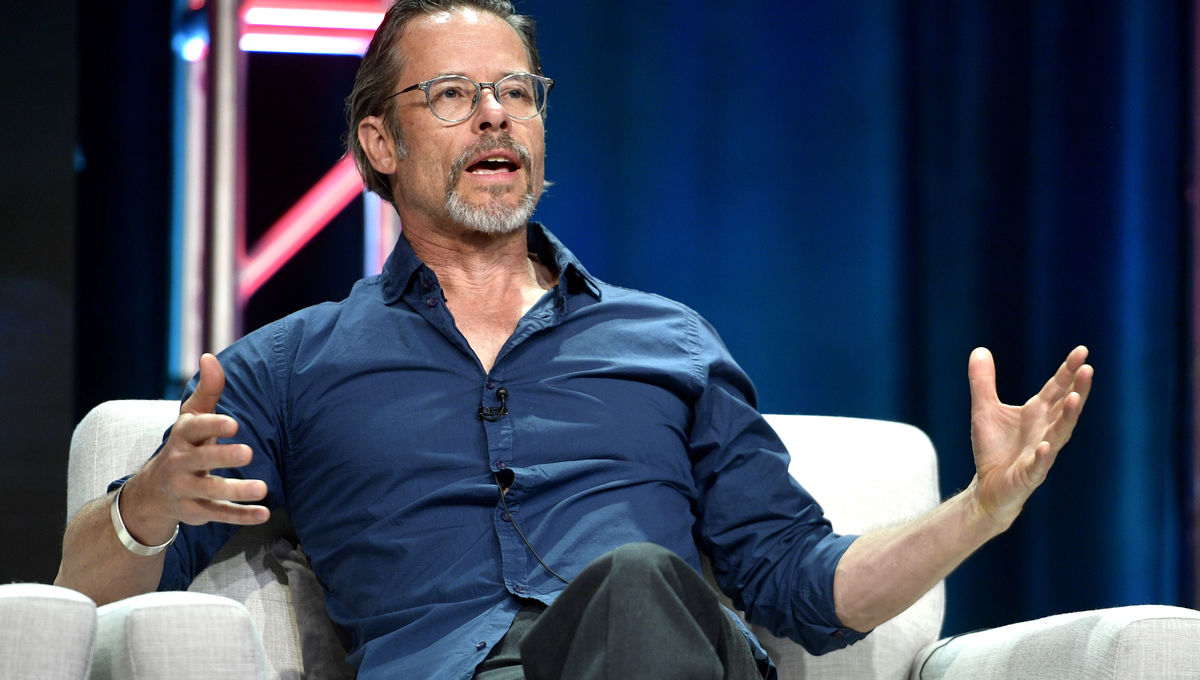 Netflix, your favorite binge factory, apparently hates the word 'binge,' says Guy Pearce