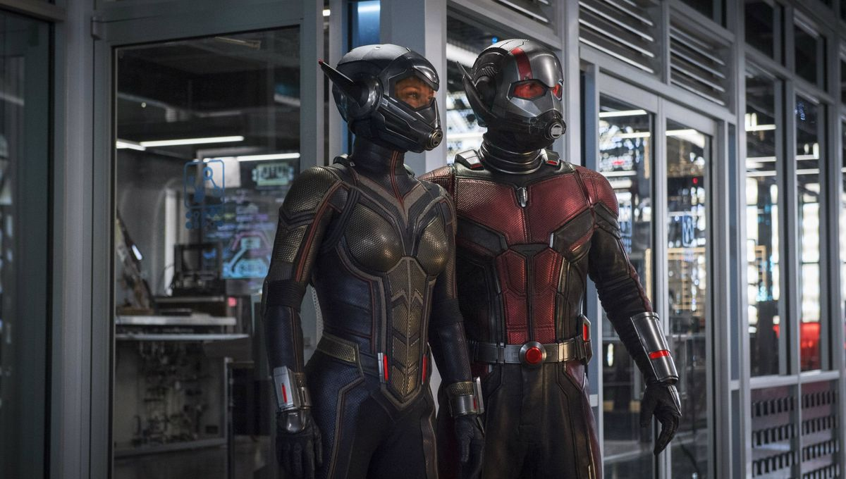 New Ant-Man and The Wasp spot teases Paul Rudd's Infinity War whereabouts