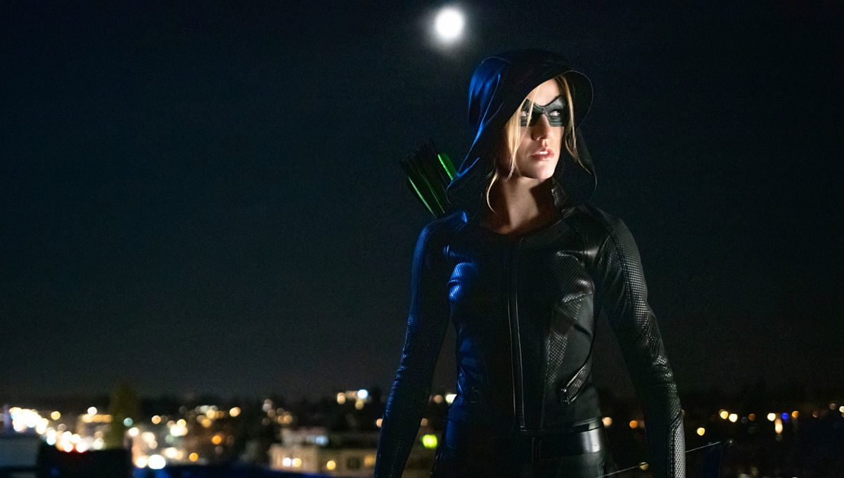 Arrow's backdoor pilot for spinoff most-watched ep of the season, outside of Crisis