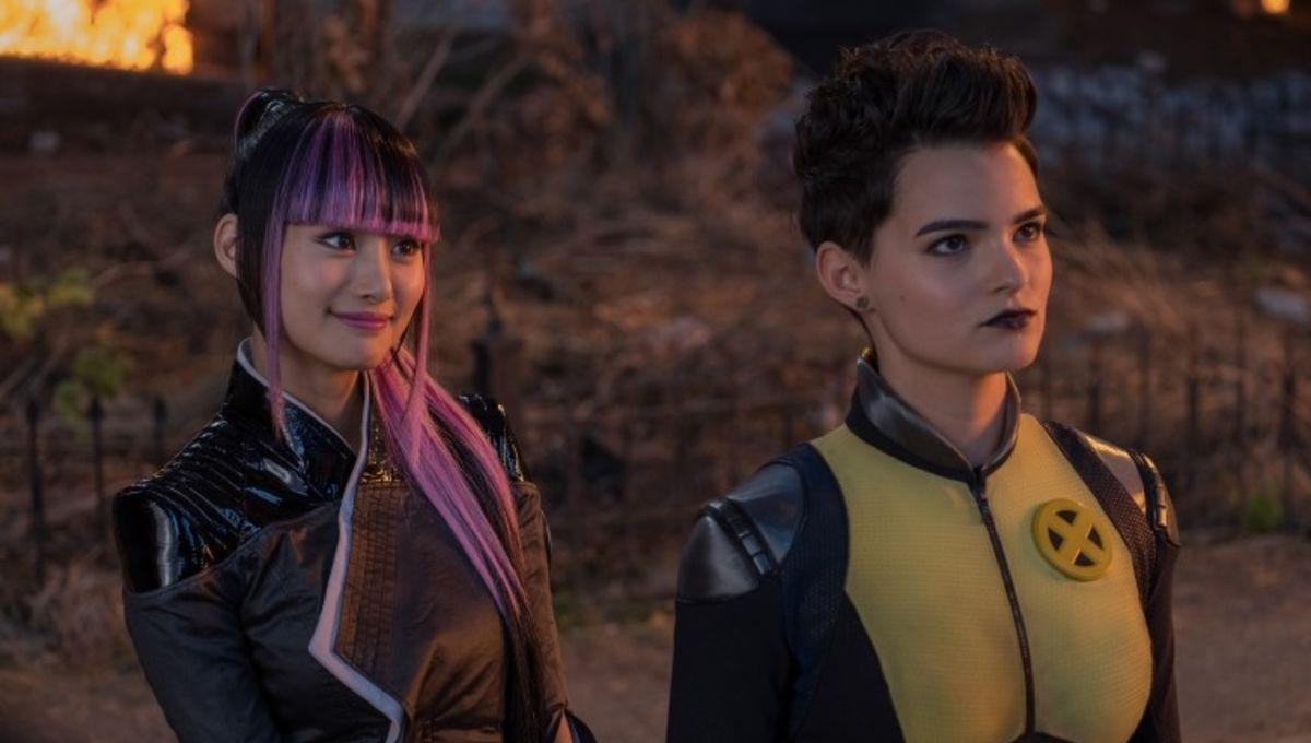 Negasonic Teenage Warhead and Yukio