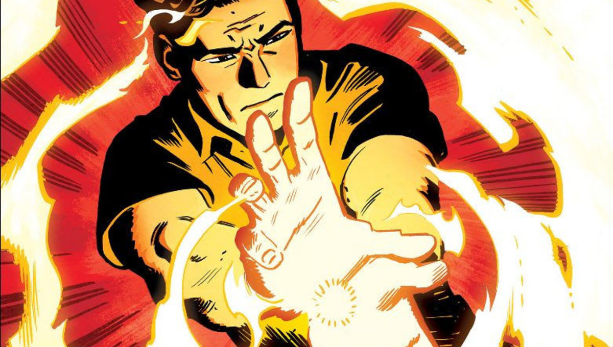 Robert Kirkman announces first post-Walking Dead comic Fire Power with surprise preview