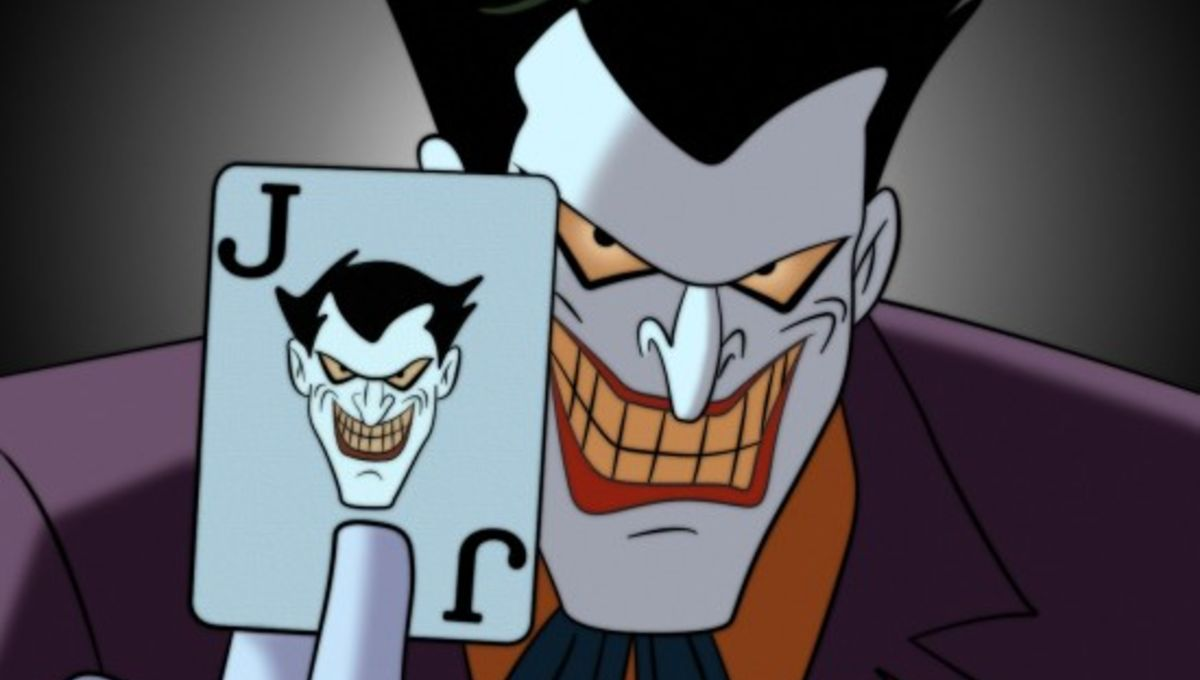 Mark Hamill Geeks Out Over Lost Batman The Animated