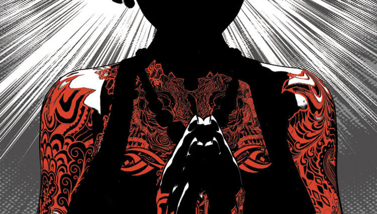 Witness a terrifying world of occult magic in Image Comics' The Marked