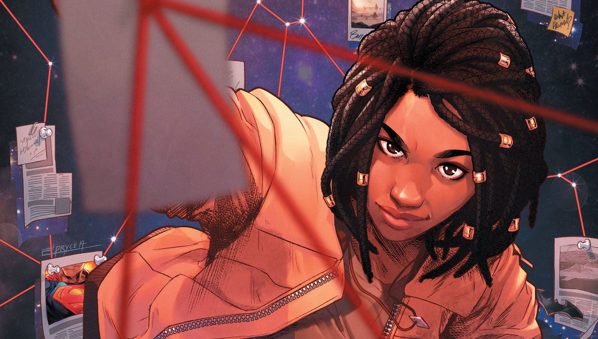 Exclusive Preview of Naomi #1: What it's about and how the creative