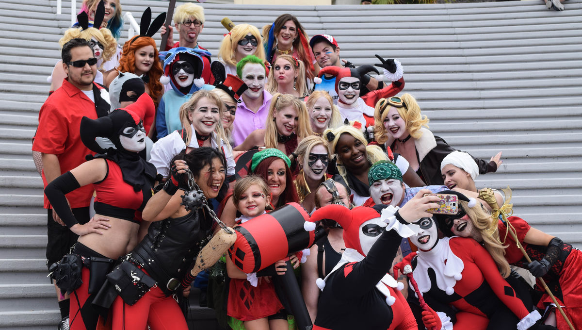 The best part about Comic-Con? The celebrity encounters and fandom-affirming stories