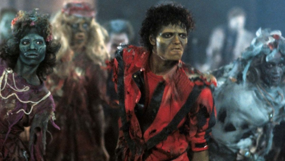 Michael Jackson S Thriller Video To Be Released In Imax 3d Syfy Wire