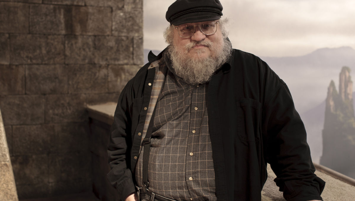 George R R  Martin recommends books you'll like if you like