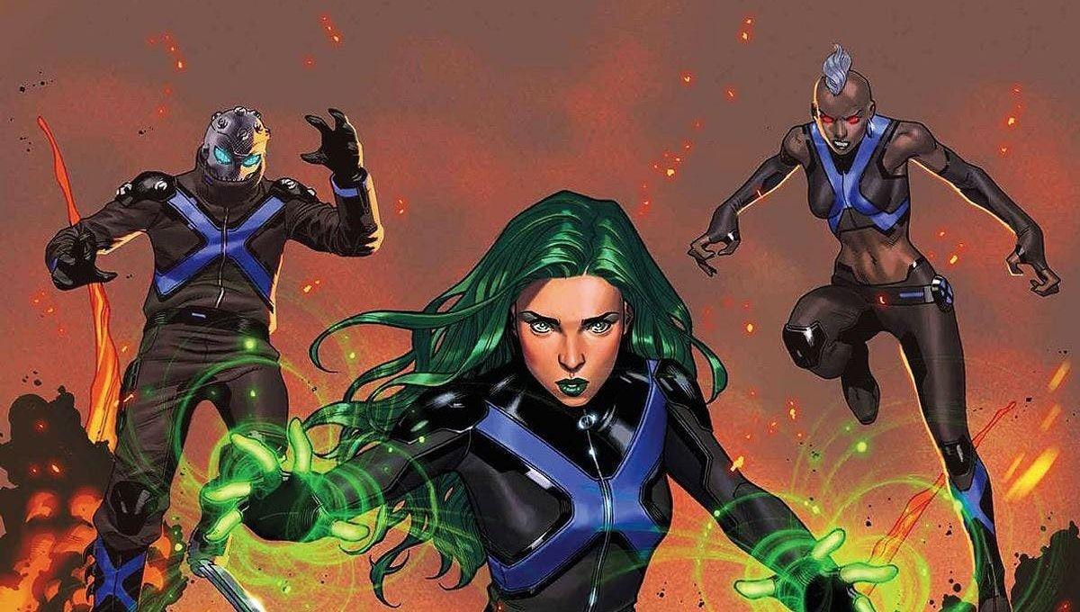 X-Men: Blue 25 Cover