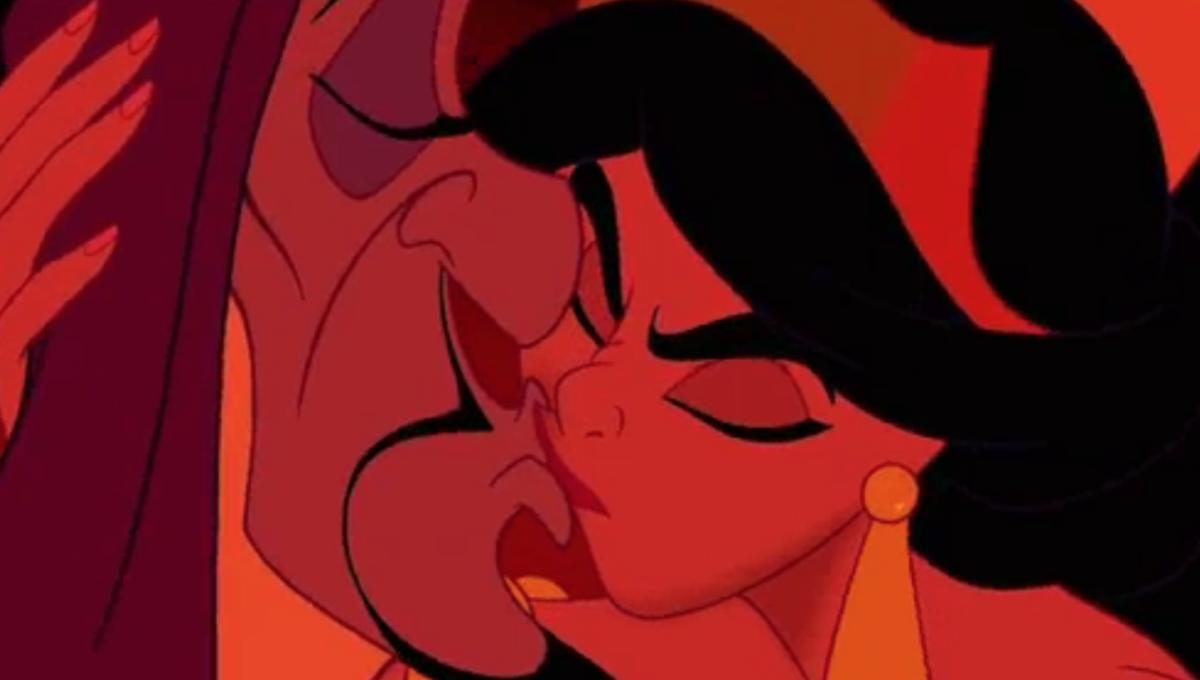 Someone is writing erotica about sexy Disney villains and honestly I am here for it