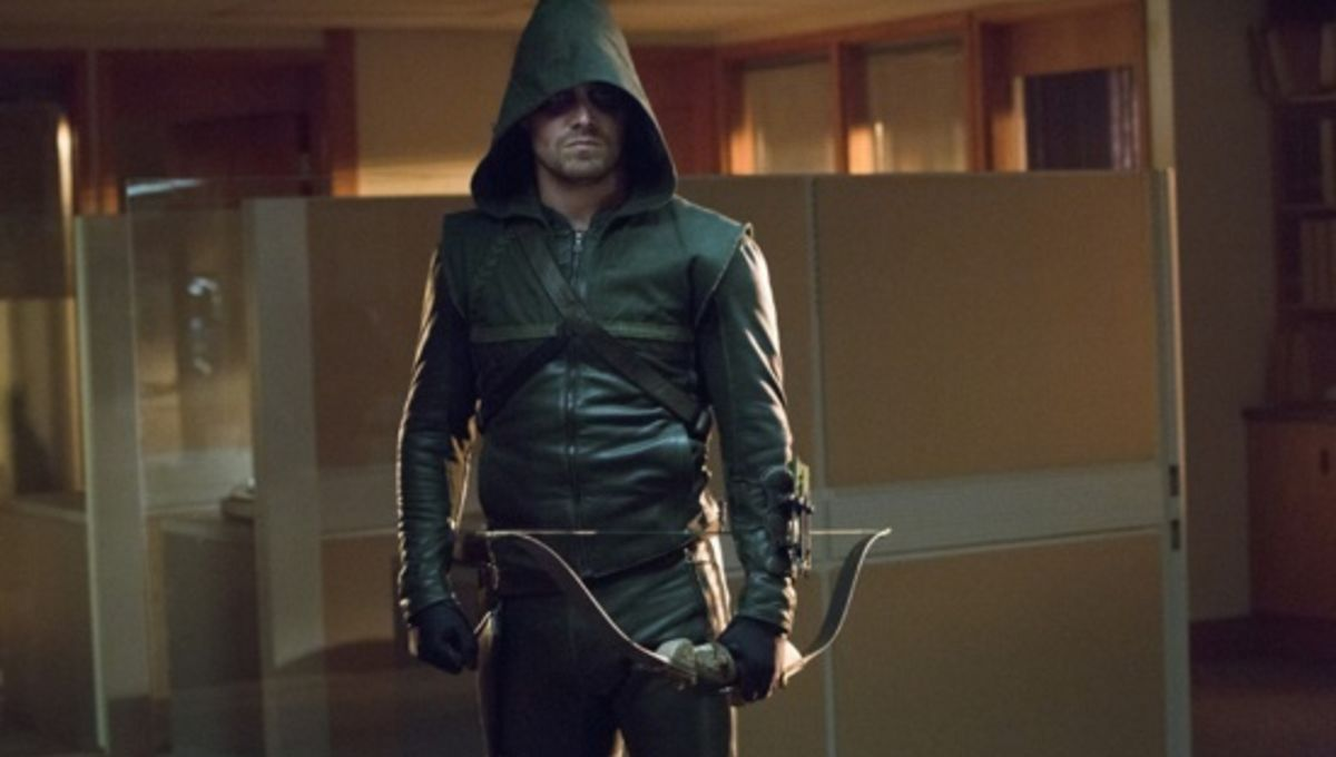 Arrow's final season a 'love letter' to show's origins, with twist to