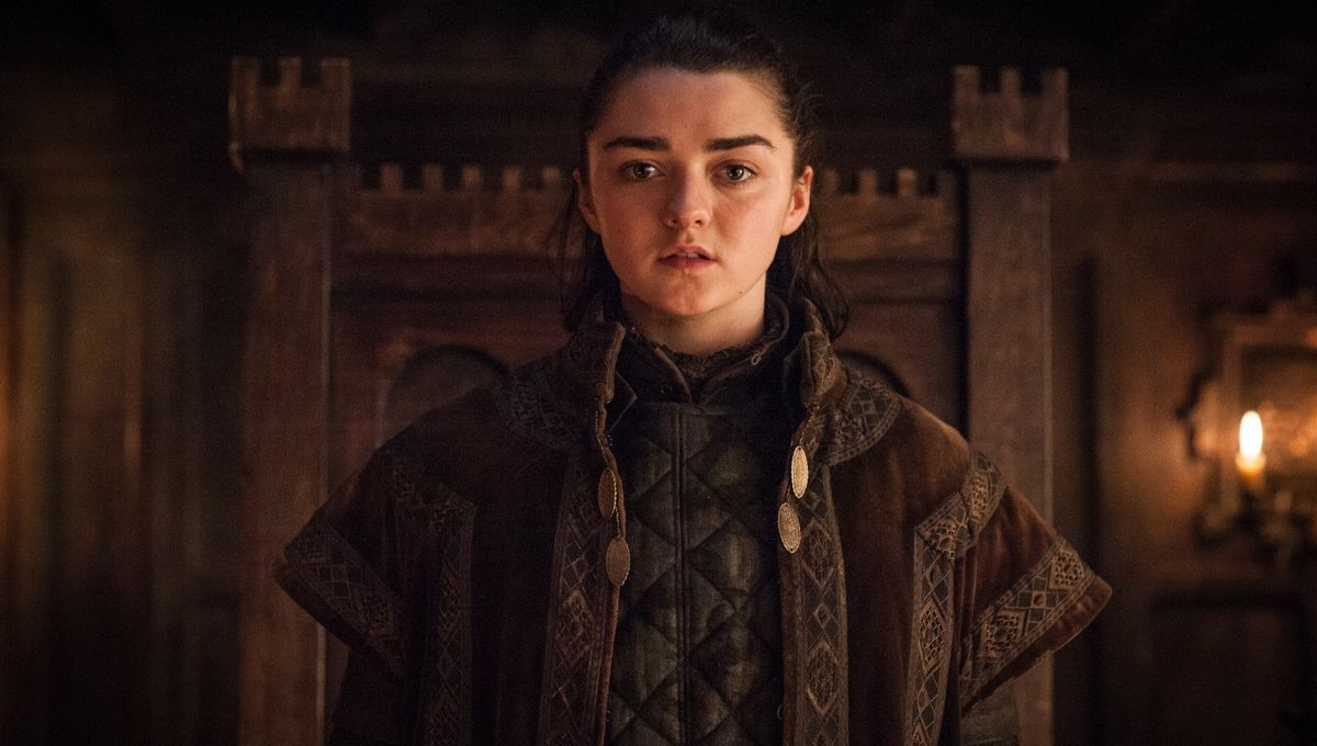 Maisie Williams says Arya Stark's final scene in Game of Thrones is 'beautiful' and 'perfect'