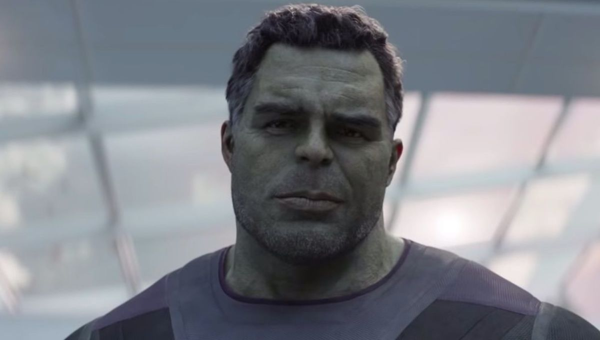 Yes, Professor Hulk in Avengers: Endgame is hot and here's why