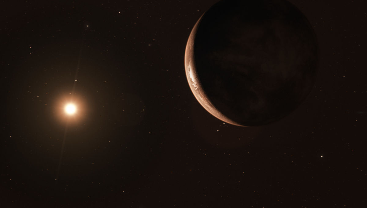 Big news: A planet for Barnard's Star… the fourth closest star to our own!