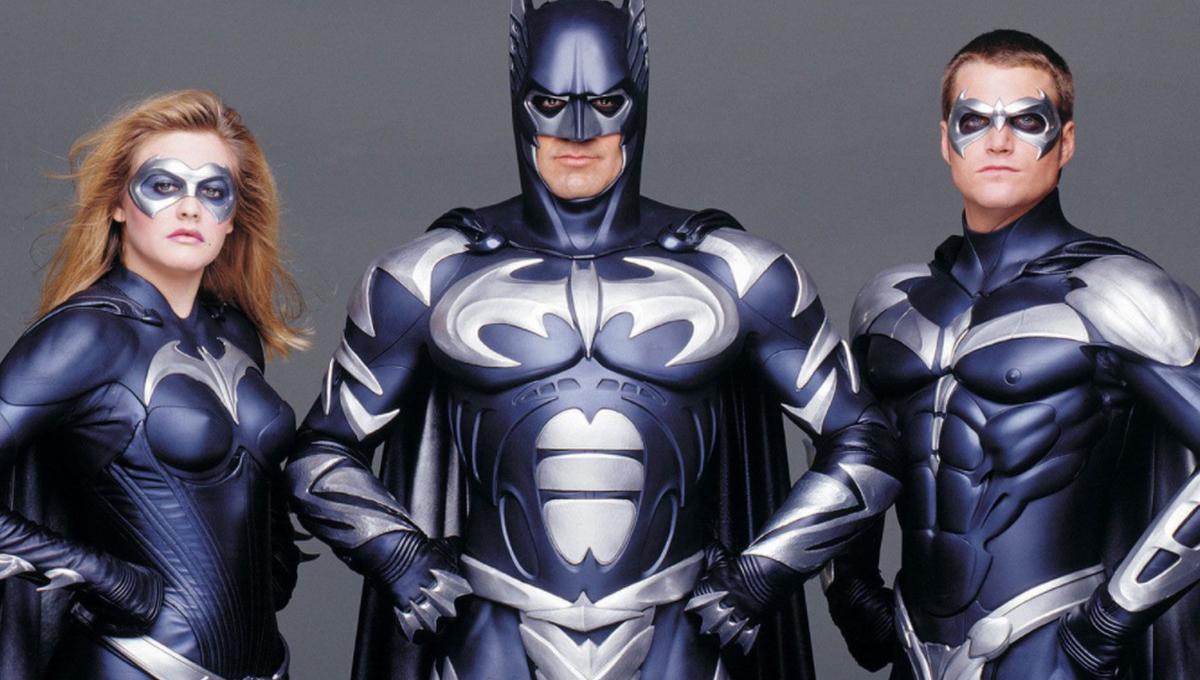 Batman & Robin is actually a camp masterpiece
